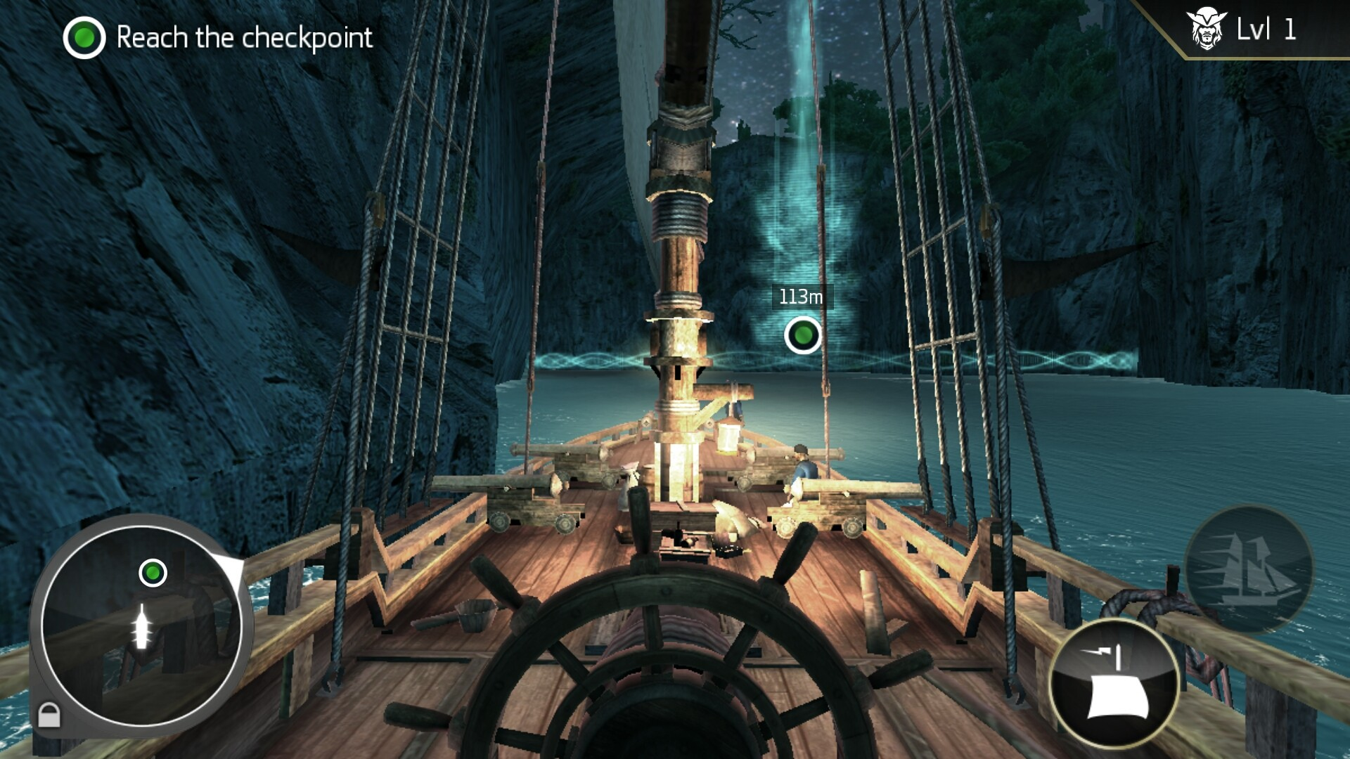 Assassin's Creed: Pirates Mobile Game Review