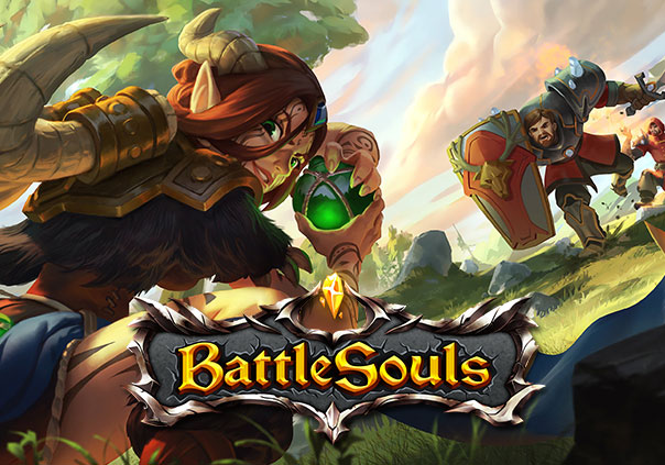 BattleSouls Game Banner