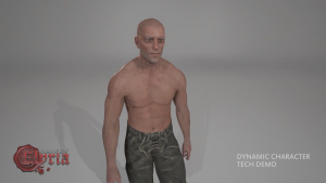 Chronicles of Elyria Aging & Body Dynamics Tech Preview Thumbnail