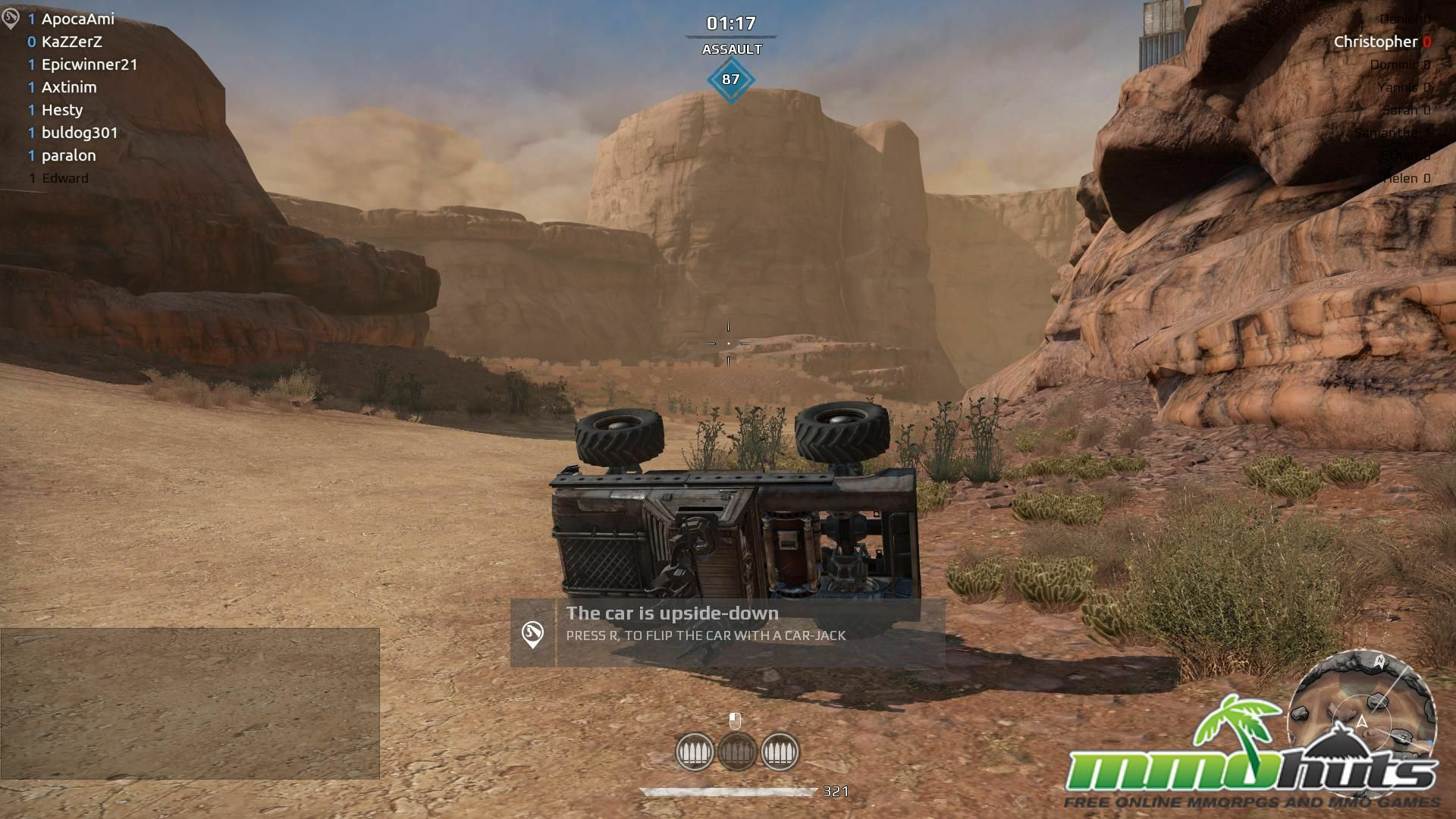 Crossout Closed Beta Impressions April 2016