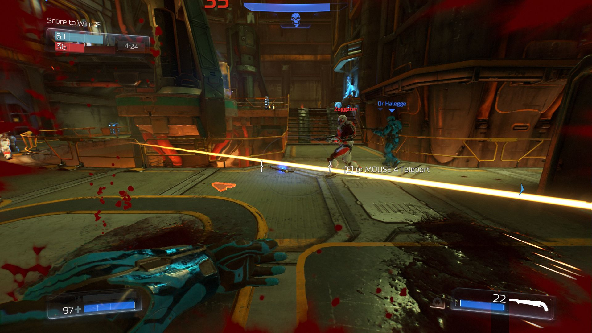 Doom Multiplayer Beta Preview
