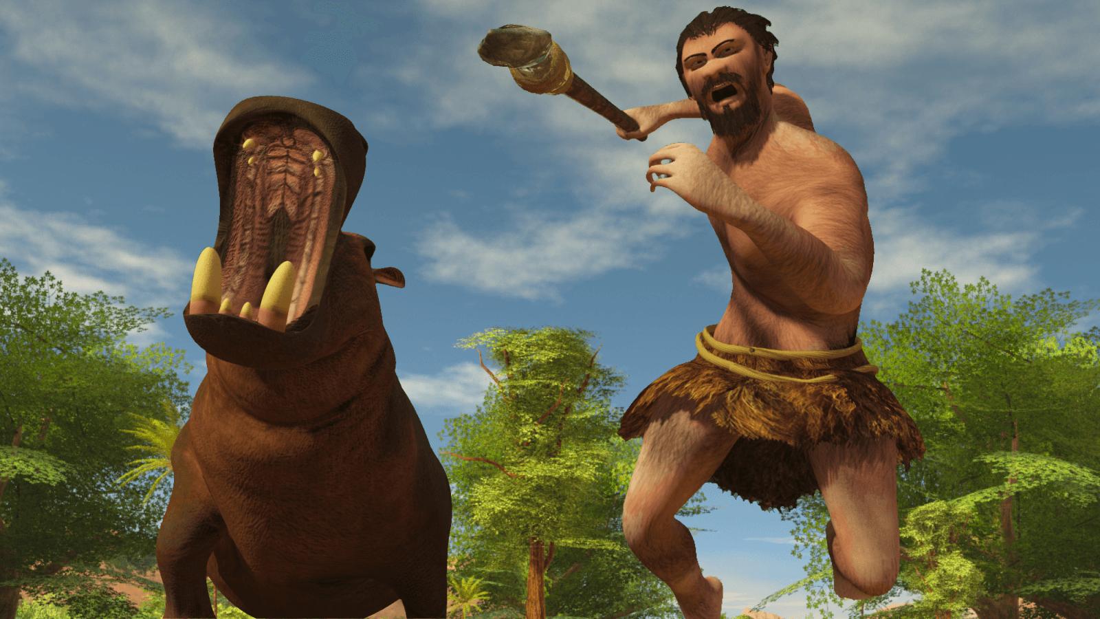 Erectus the Game Closed Beta Announced