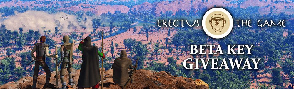 Erectus MMOHuts Homepage Giveaway