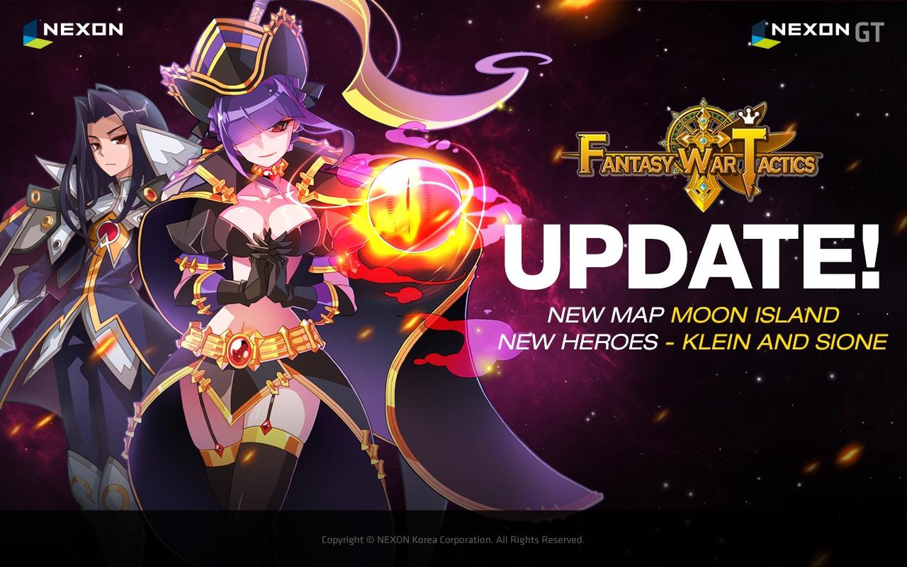 Nexon Korea Releases Big Updates for Three Popular RPGs