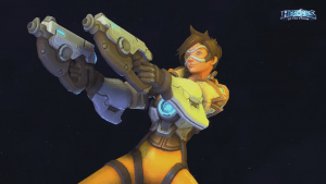 Heroes of the Storm Tracer Teaser Video Thumbnail