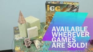 IGG Board Game Announcement Trailer Video Thumbnail