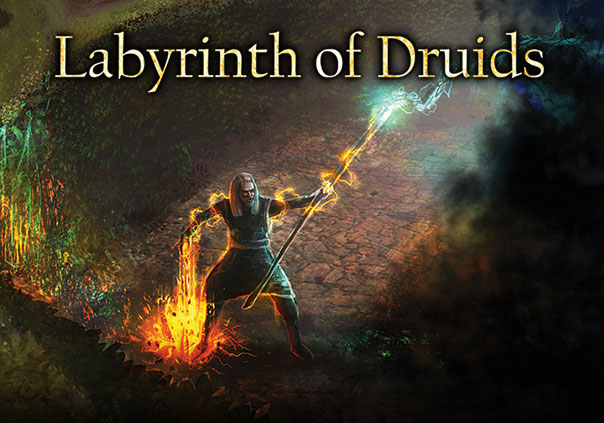 Labyrinth of Druids Game Profile Banner