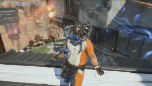 LawBreakers Gameplay Trailer: Between Our Guns Thumbnail