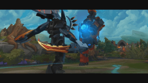 League of Legends Mecha Zero Sion Trailer