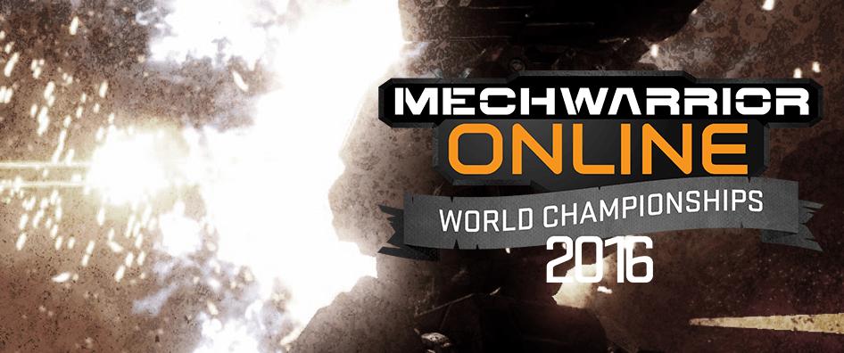 MechWarrior Online World Championships Announced