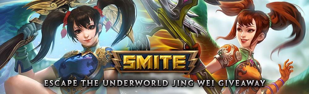 SMITE JIng Wei MMOHuts Giveaway