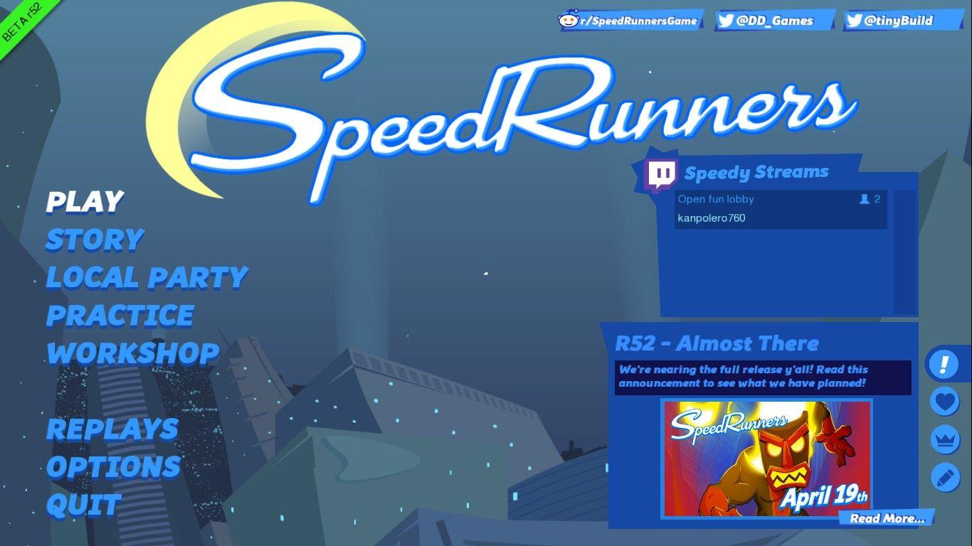 Speedrunners Review 01