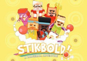 Stikbold! Game Profile Banner