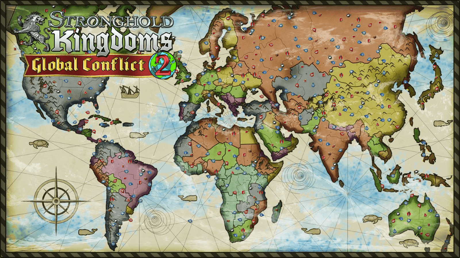 Stronghold Kingdoms Celebrates 5 Million Players
