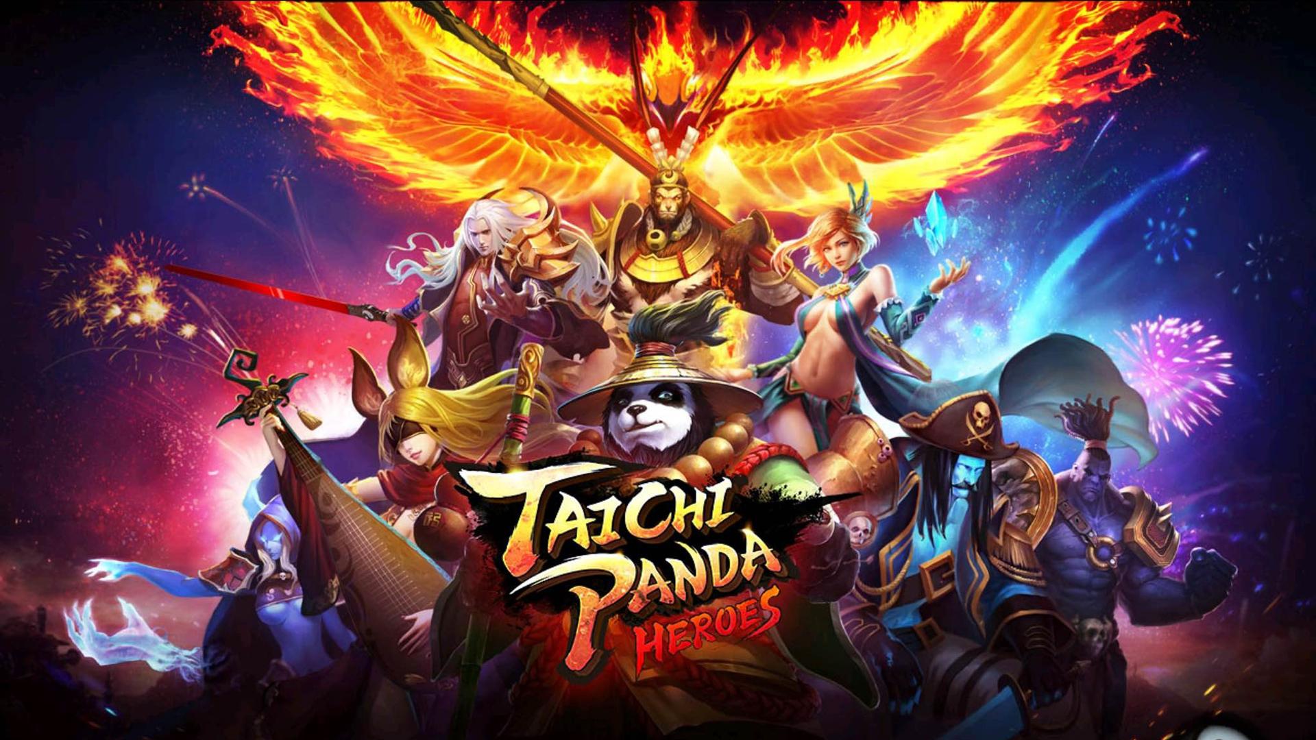 Taichi Panda Heroes CB Preview