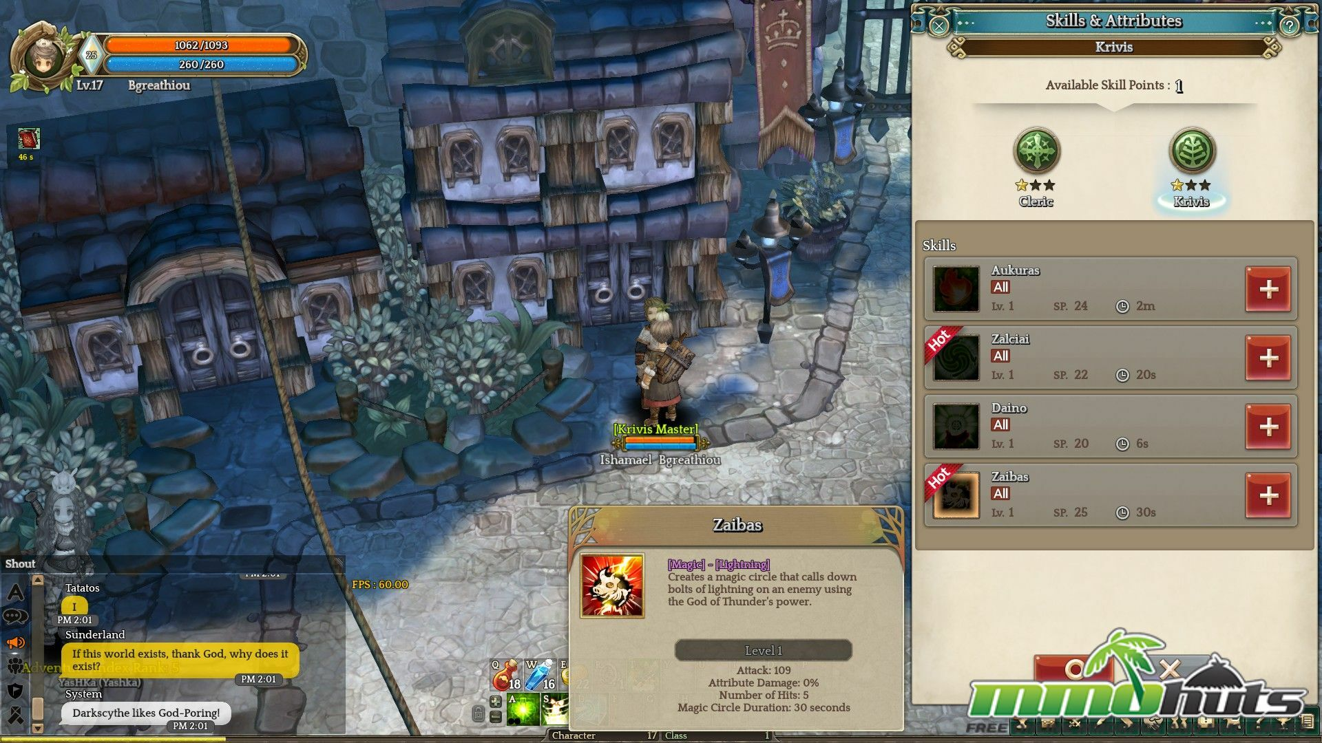 Tree of Savior Early Access Impressions