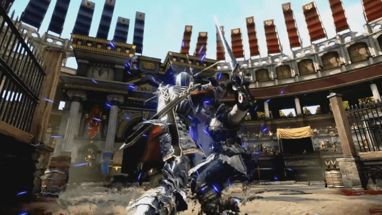 Versus: Battle of the Gladiator Greenlight Trailer Thumbnail