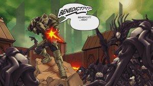 Battleborn Motion Comic Chapter 2: The Rescue Video Thumbnail