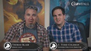 Crowfall April ACE Q&A Video thumbnail