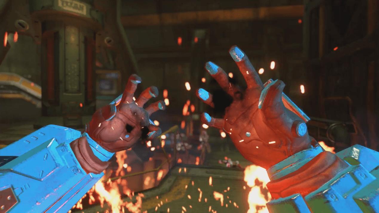 DOOM Open Beta Trailer Video Thumbnail
