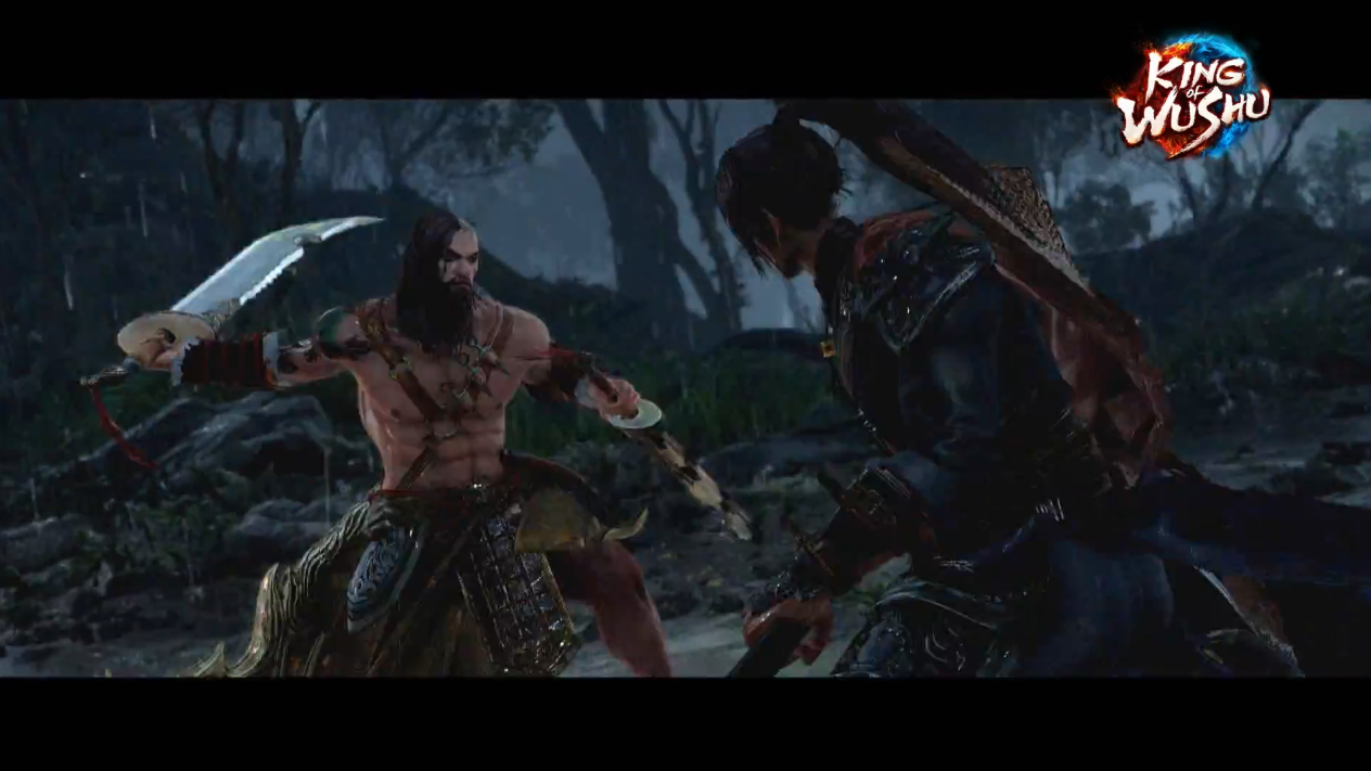 King of Wushu Battle Cinematic Thumbnail