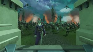 RuneScape Behind the Scenes: The Abridged Vampyres Video Thumbnail