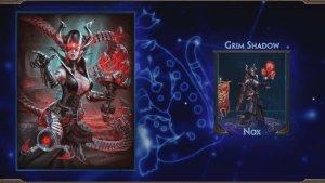 Smite Grim Shadow Nox Skin Thumbnail