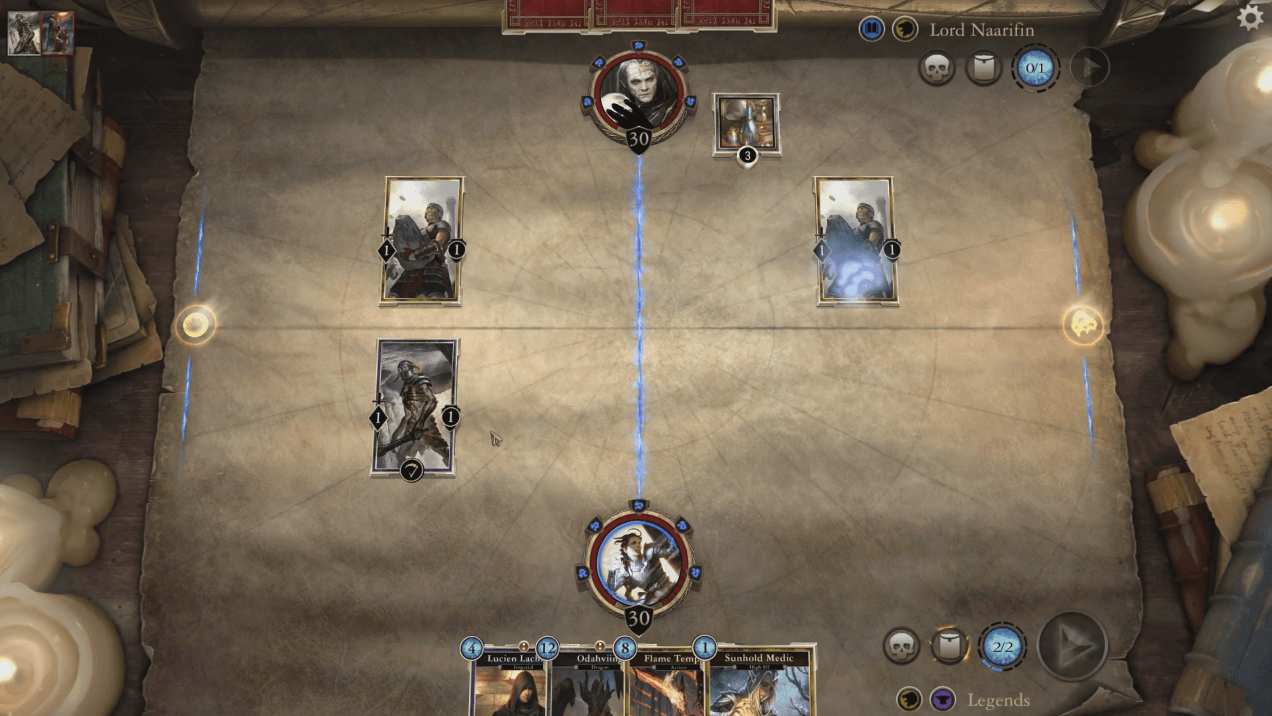 The Elder Scrolls: Legends Gameplay Overview Thumbnail