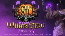 Path of Exile - Whats New?!? - Prophecies!