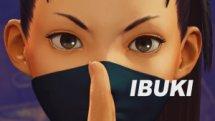 Street Fighter V Ibuki Reveal Trailer