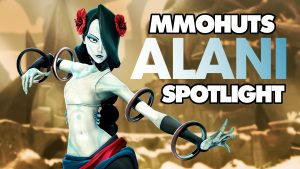 Battleborn Alani Spotlight w/Bottom Tier