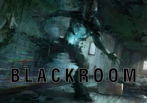 BLACKROOM Game Banner