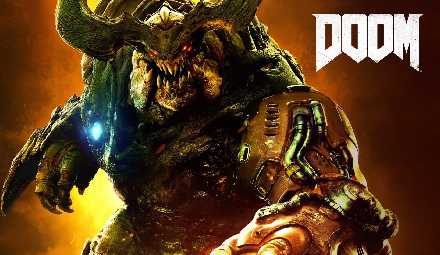Doom Launches Worldwide
