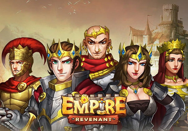 Empire Revenant Game Profile Banner