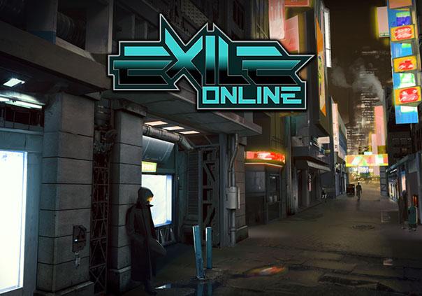Exile Online Game Banner