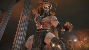 Gods of Rome Hercules Spotlight
