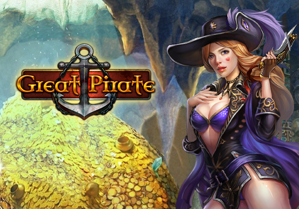 Great Pirate Game Profile Banner