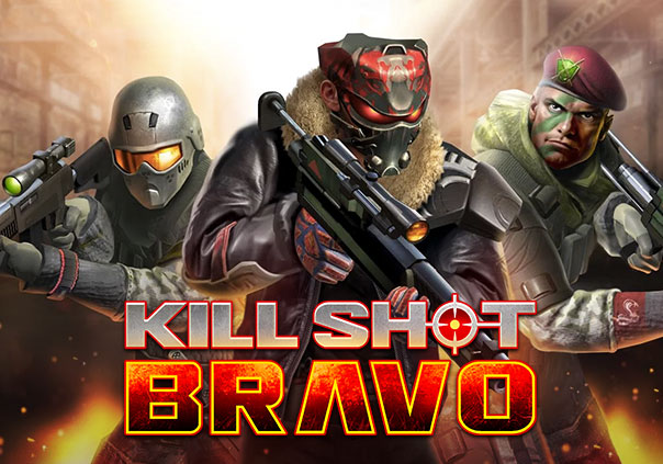 Kill Shot Bravo Mobile Game Banner