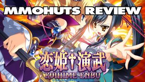 Koihime Enbu First Look