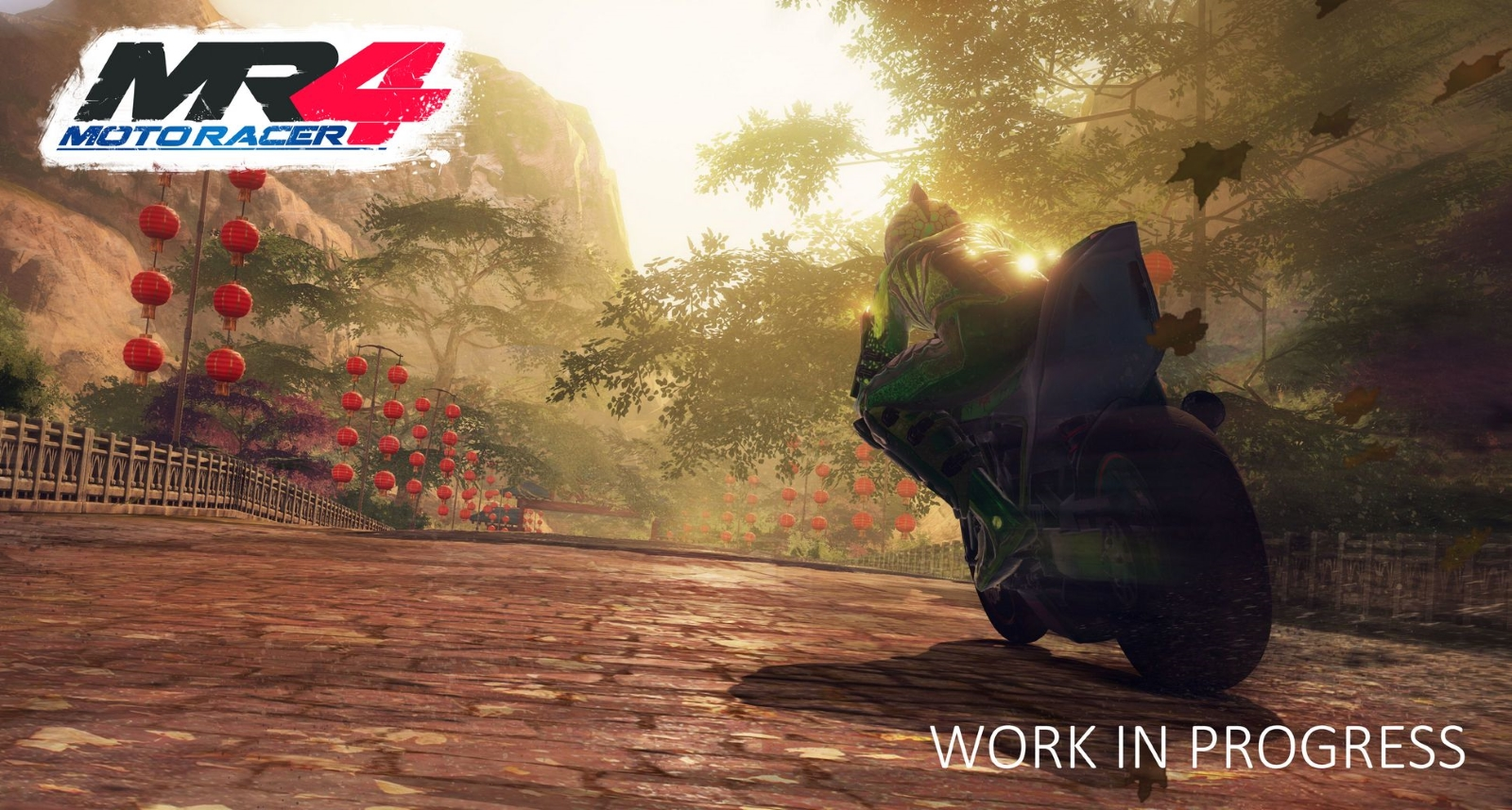 Moto Racer 4 Roars onto Console & PC in October