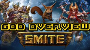 SMITE God Overview - Viking Invasion + Ratatoskr rework