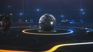 Rocket League Championship Series Intro Thumbnail