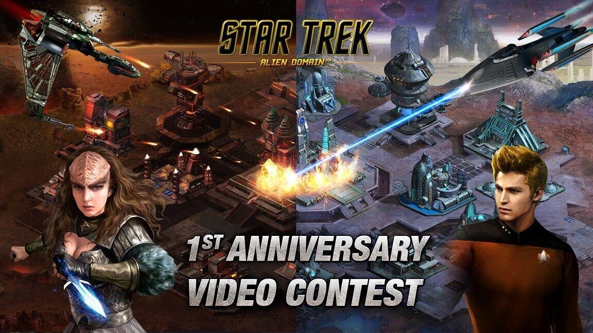 Star Trek: Alien Domain Hosts Anniversary Video Contest