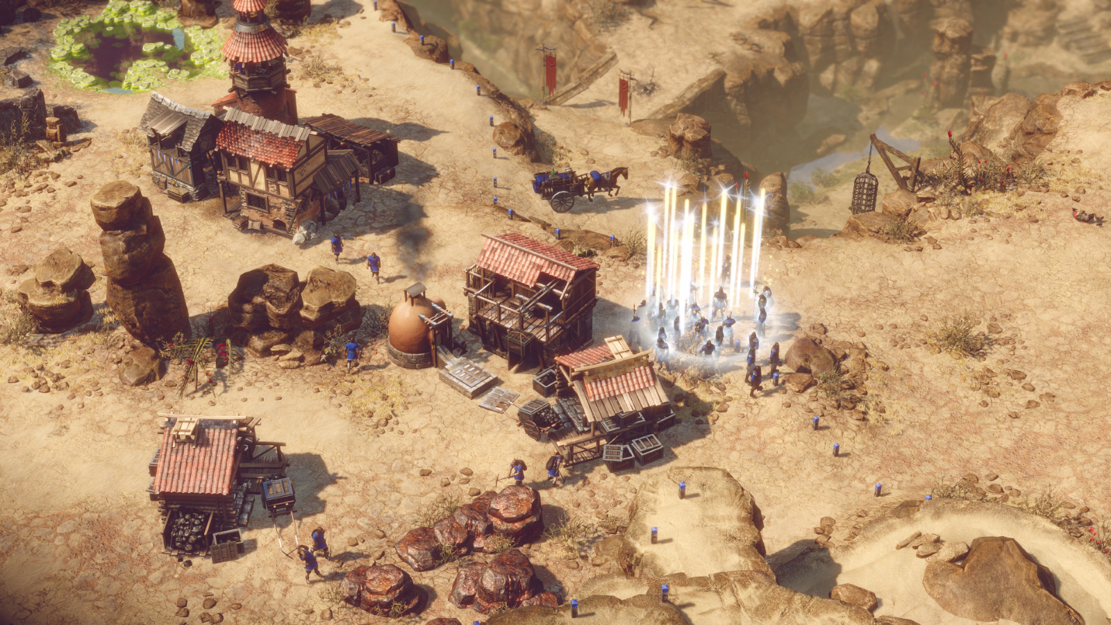 Spellforce 3 Details Hybrid RPG-RTS Gameplay