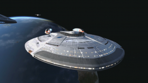 Star Trek Online Console Announcement Trailer