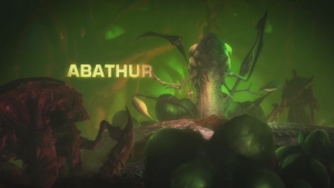 StarCraft 2 Legacy of the Void Abathur Co-op Commander