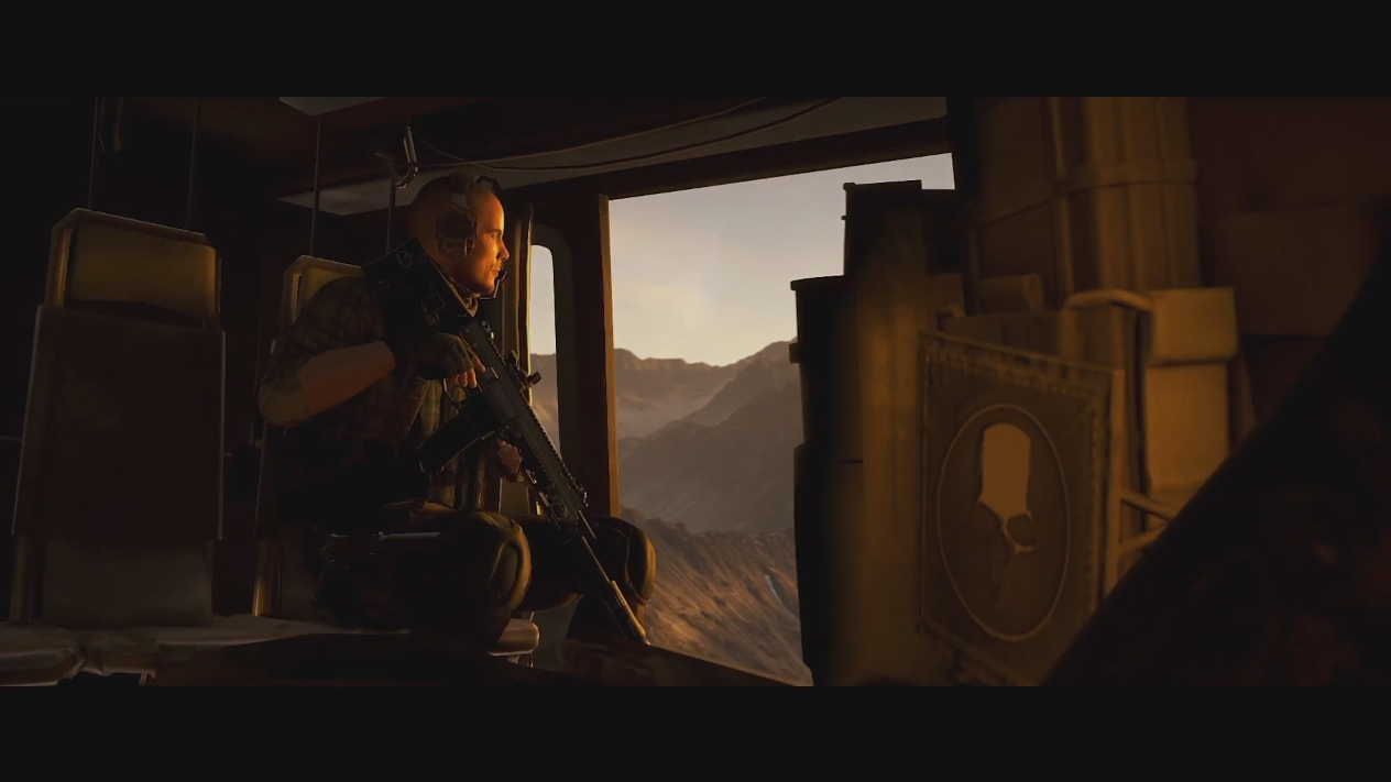 Tom Clancy's Ghost Recon Wildlands Trailer 2016