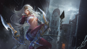 Ace of Arenas Rose Champion Spotlight
