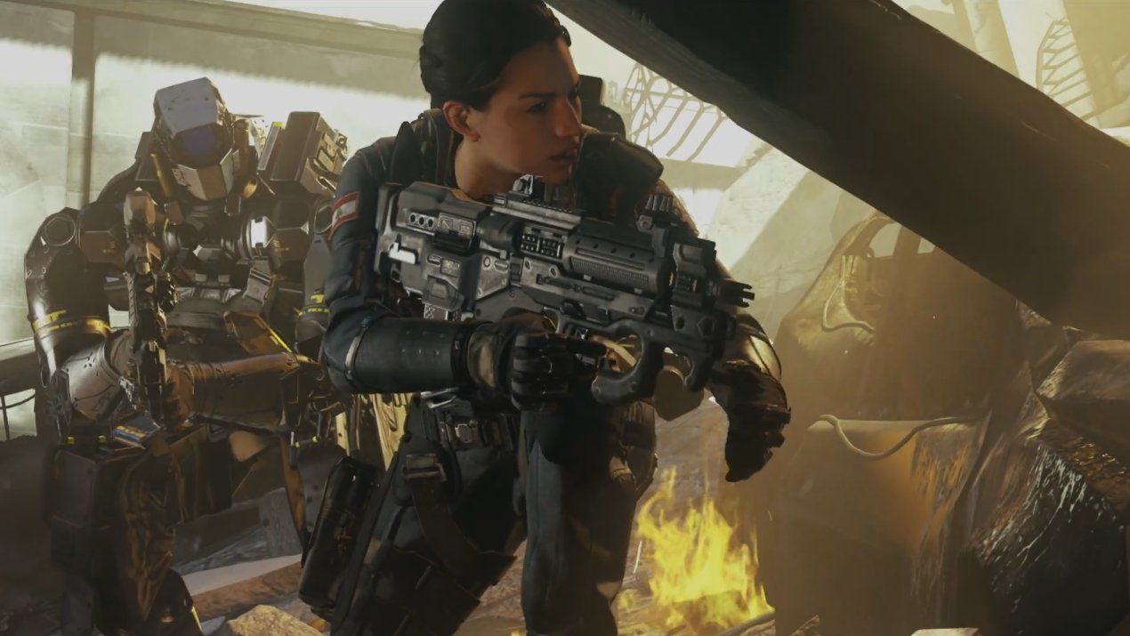 Call of Duty: Infinite Warfare Reveal Trailer Thumbnail
