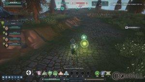 Crowfall Druid Gameplay